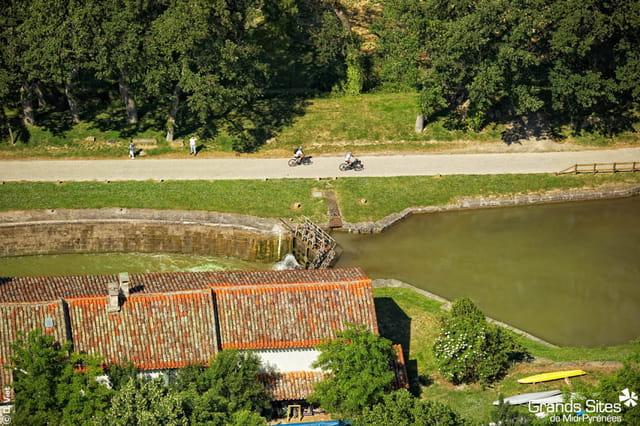 Canal des Deux Mers - Grand Site de Midi-Pyrenees