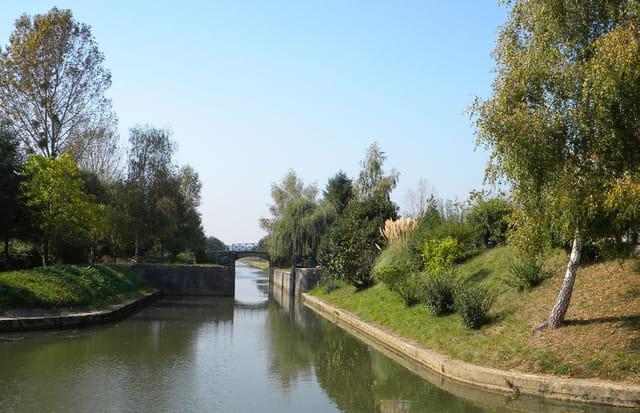 canal du Nivernais, Cercy-la-tour