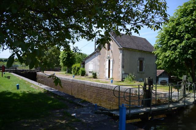 Canal du Nivernais - �cluse 13 de Mingot