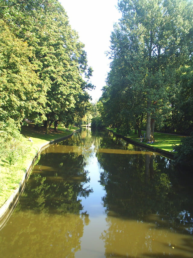 Canal du Parc à Bruges