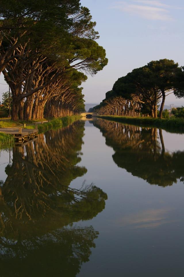 Canal miroir