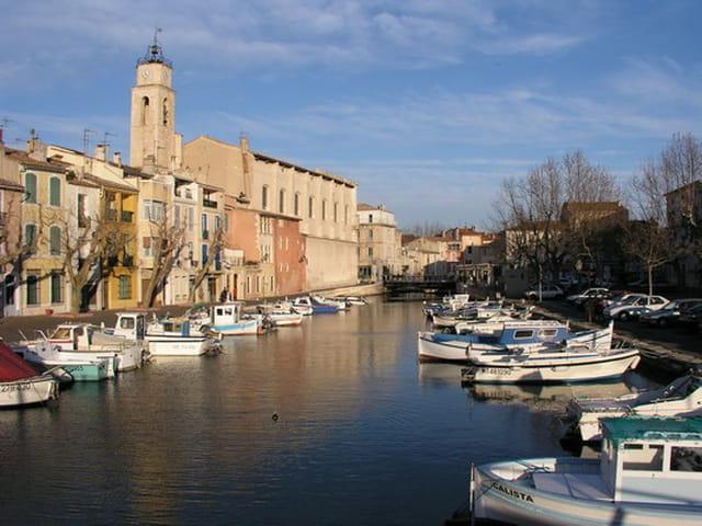 Canal saint sébastian