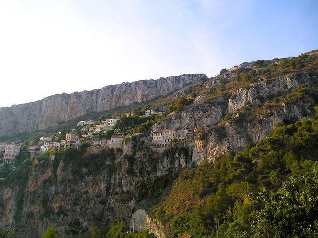 Cap d'ail-Chemin des douaniers
