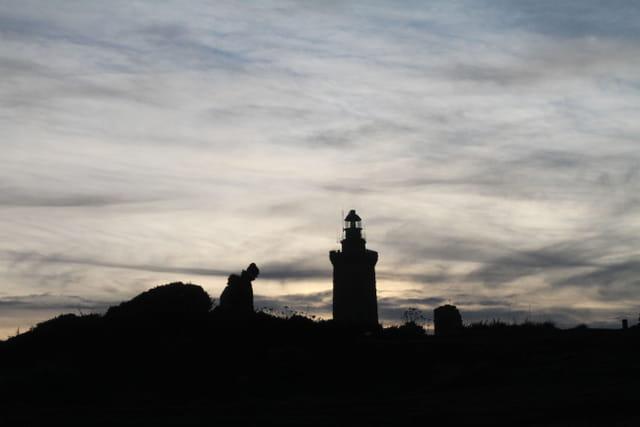 Cap Fréhel au crépuscule