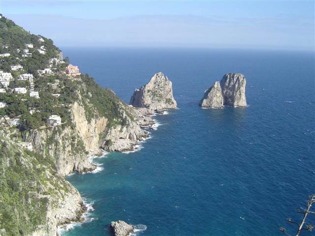 Capri-sur-mer
