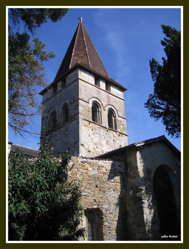 Carennac, église Saint Pierre