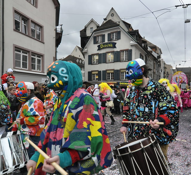 Carnaval de Bâle 4