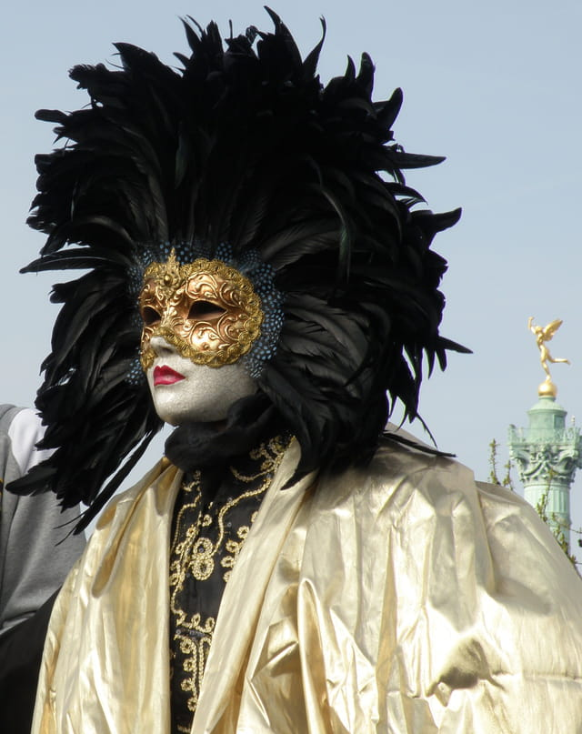 Carnaval de l'Arsenal à Paris