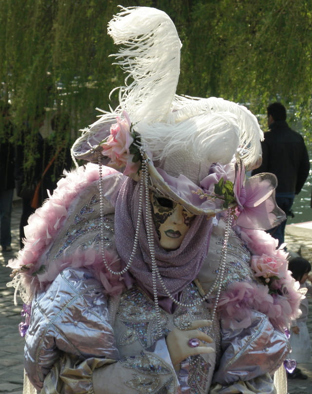 Carnaval de l'Arsenal à Paris
