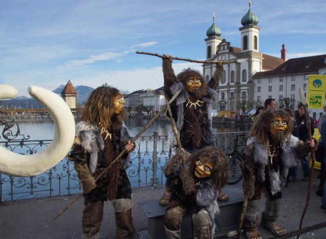 Carnaval de Luzern, Switzerland