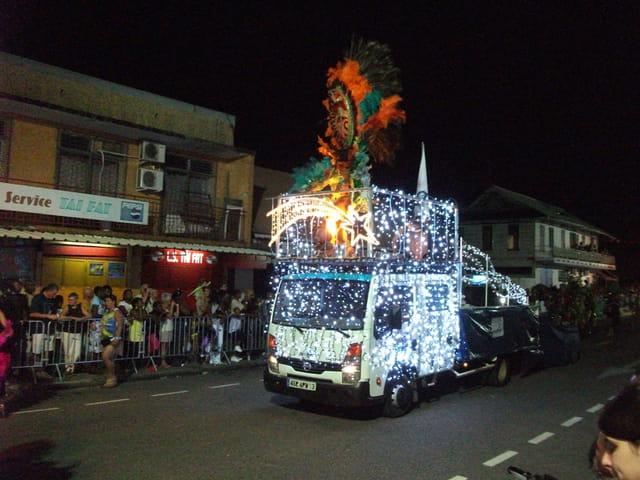 Carnaval guyane 2010