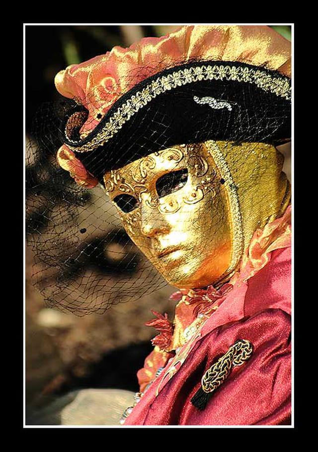 Carnaval vénitien à Paris