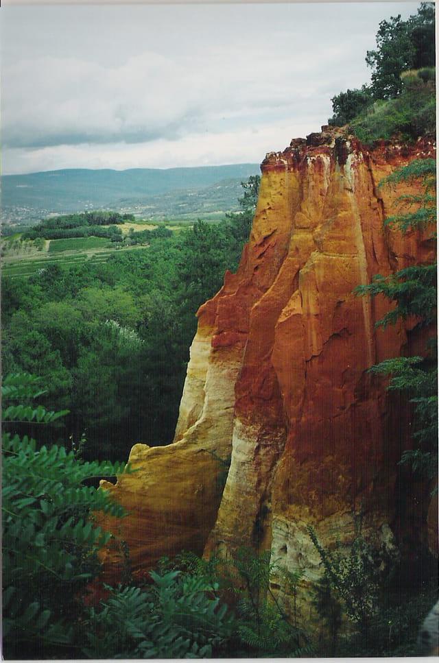Carrières de Roussillon