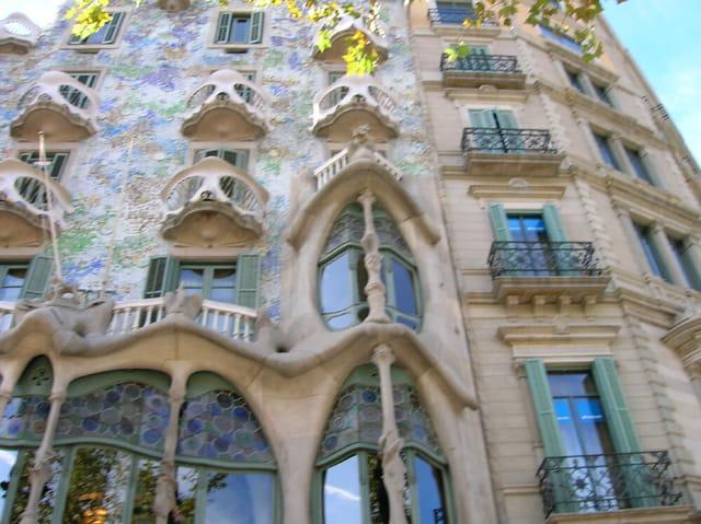 Casa Battlo  (Gaudi)
