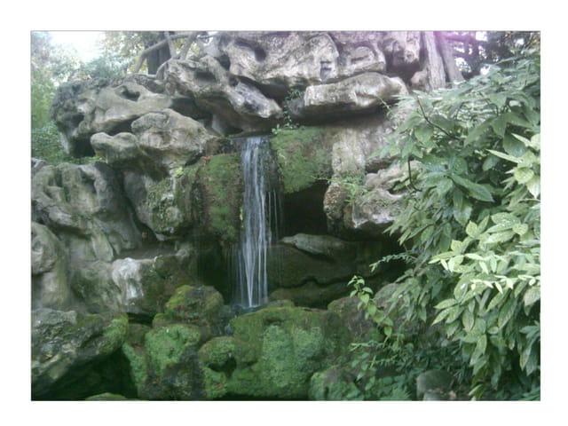 Cascade cascada par claudia zamorano pinto sur l 39 internaute for Cascada par