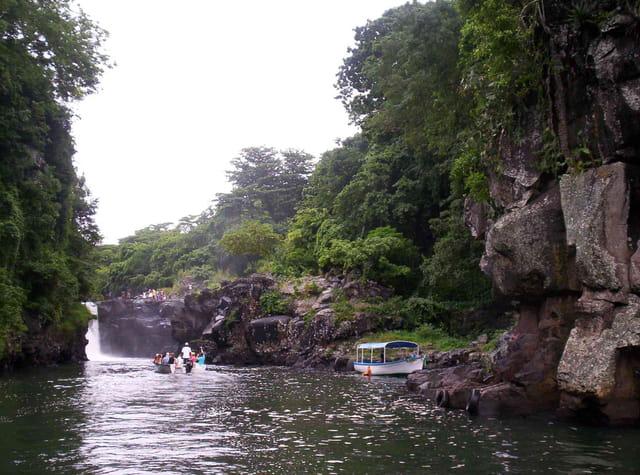 Cascade de Grande Rivière