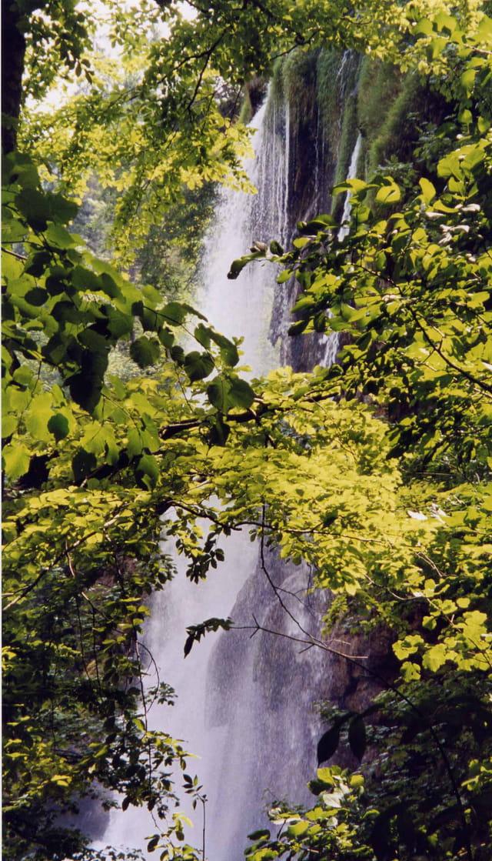 Cascade de Plitvice