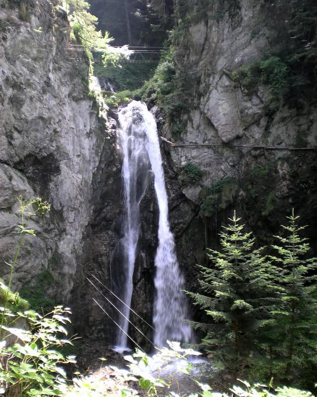 Cascade du Garet