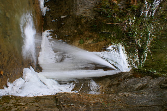 Cascade du pissoir