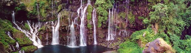 Cascade Langevin - Ile de la Réunion