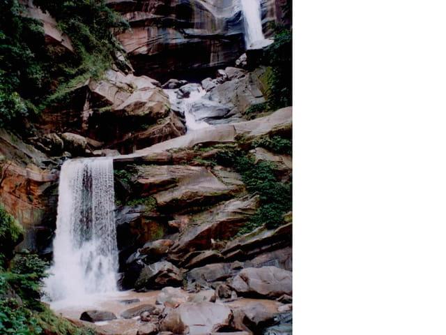 Cascades del Gera