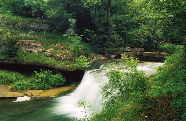 Cascades du Hérisson 2