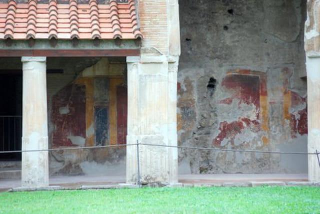 caserne des gladiateurs