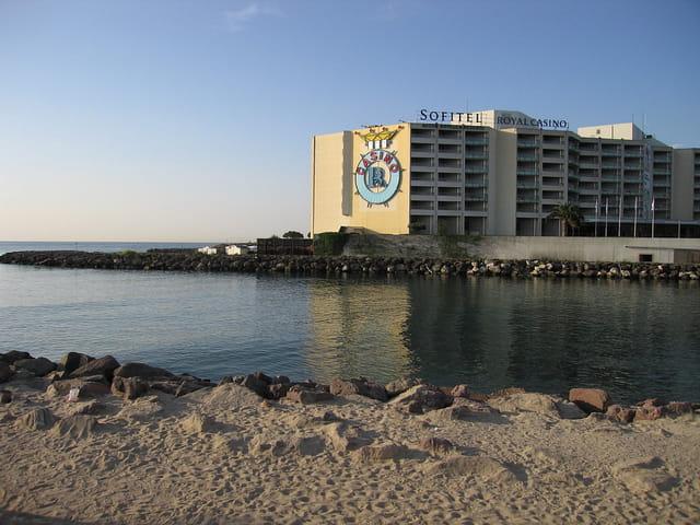 Casino au bord de mer