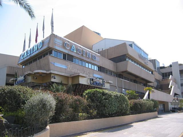 Casino croisette-municipal cannes