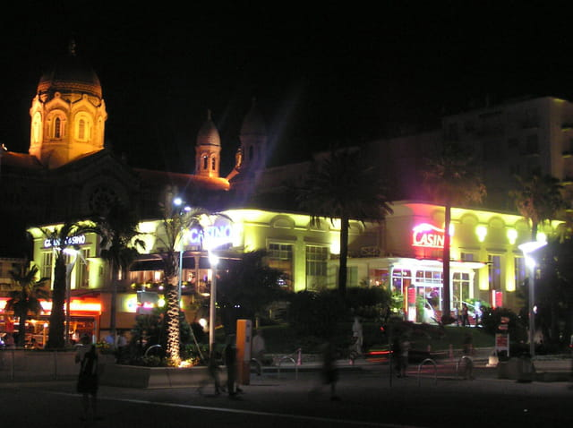 Casino multicolore