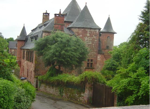 Castel de maussac
