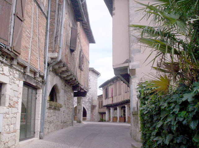 Castelnau Montmiral