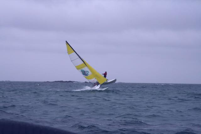 Catamaran aux Glenans