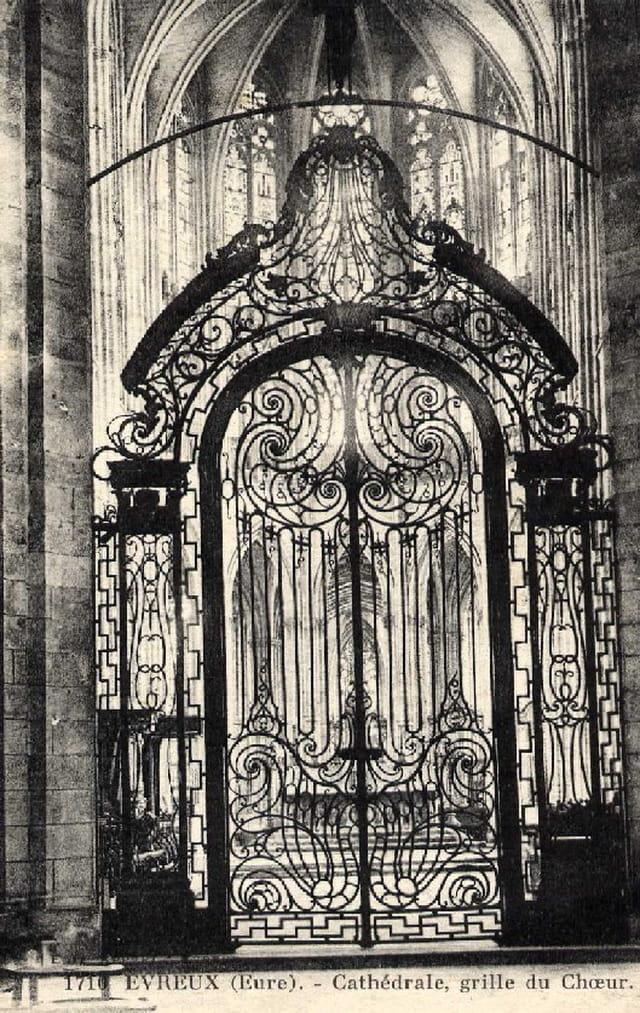 Cathédrale d' Evreux