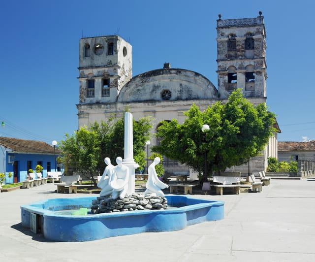 Cathédrale de Baracoa