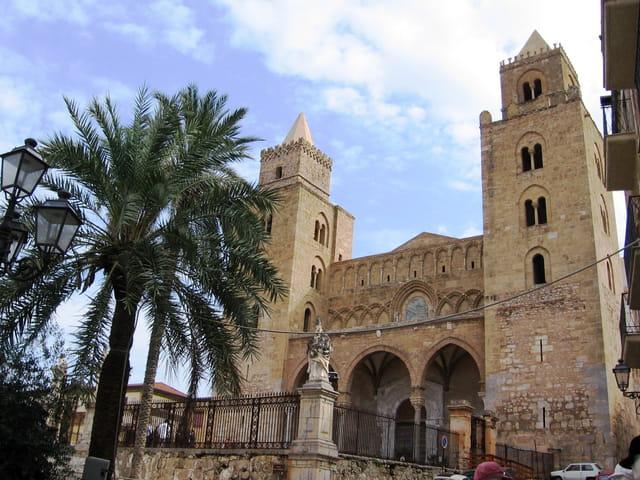 Cathedrale de céfalu