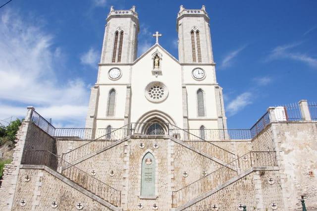 cathédrale de Noumea