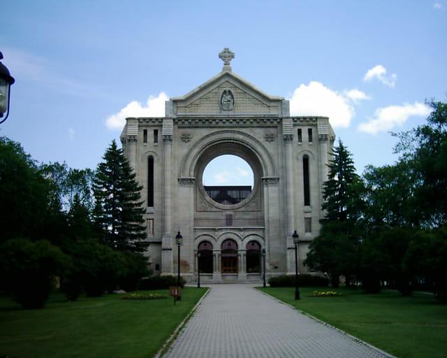Cathédrale de Saint-Boniface