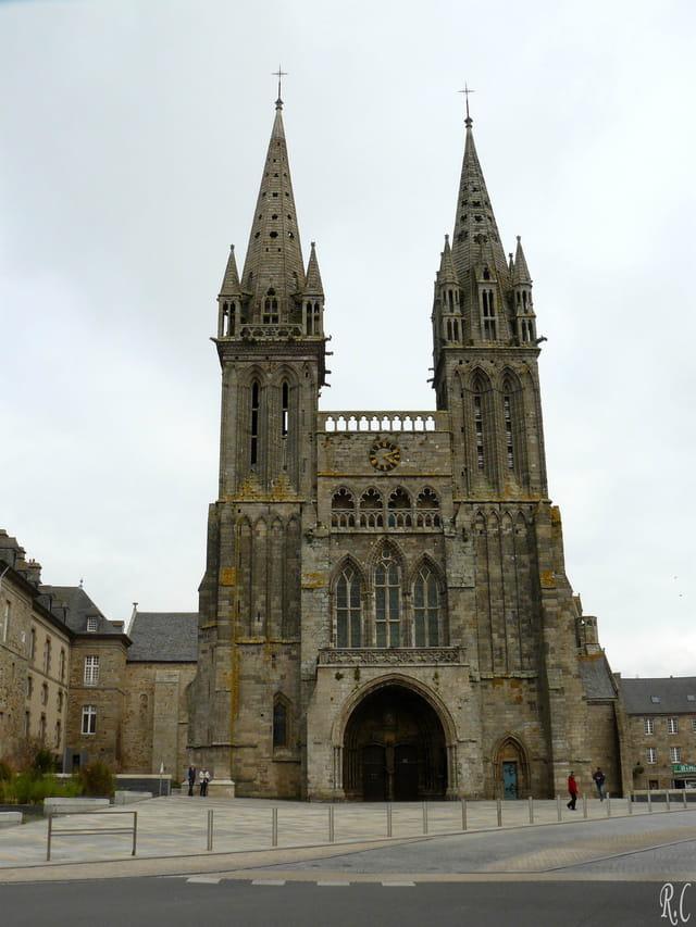 Cathédrale de Saint pol de Leon