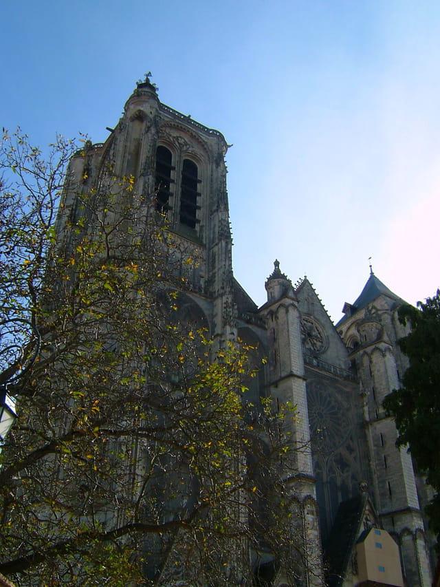 Cathédrale Saint-Etienne ( Bourges)