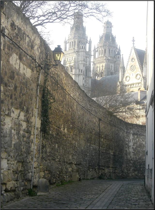 Cathédrale Saint-Gatien, à Tours