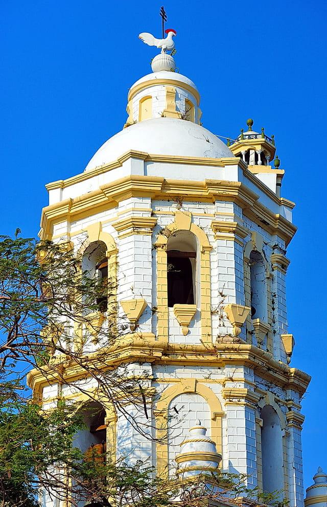Cathédrale Saint Paul, clocher.