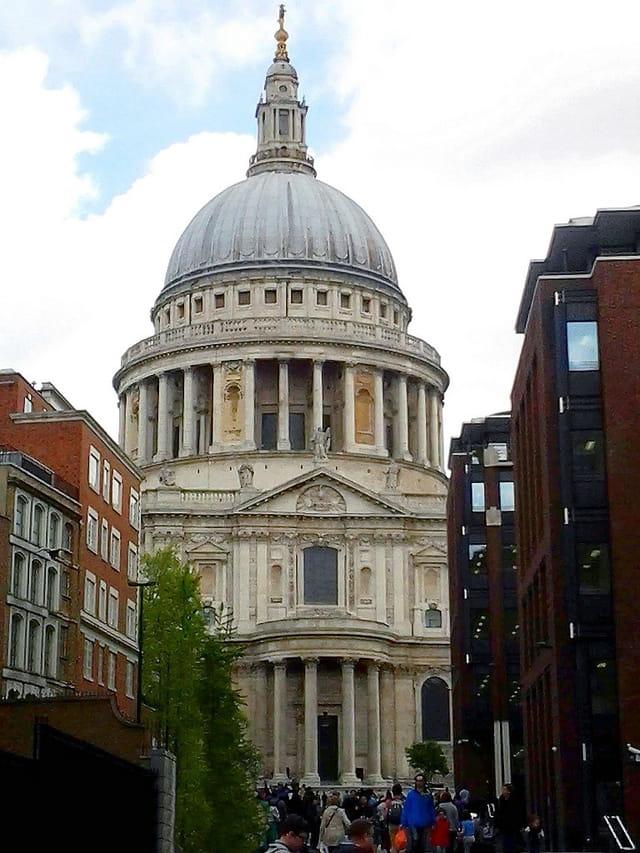 Cathédrale Saint Paul's (4)