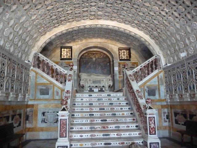 Cathédrale Santa Maria Cagliari.