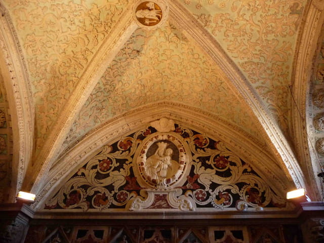 Cathédrale Santa Maria .Cagliari.
