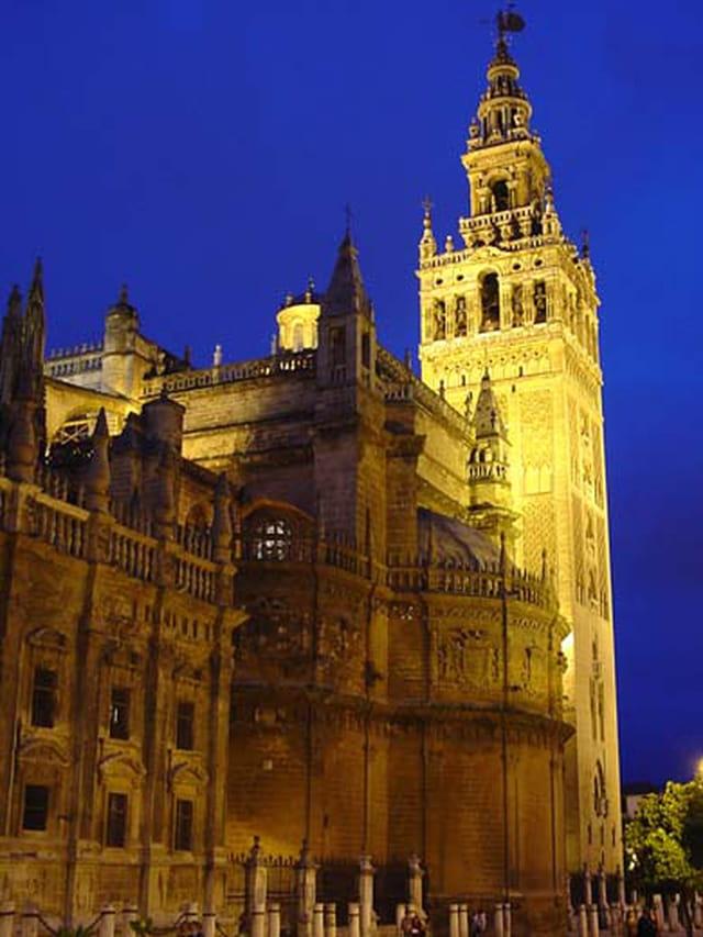 Cathédrale Santa Maria - Giralda