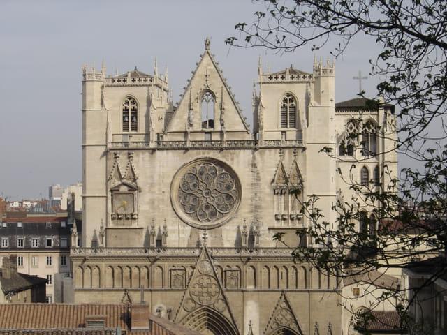 Cathédrale St Jean à Lyon