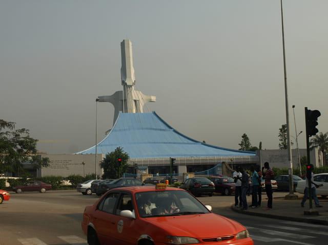 Cathédrale St Paul d'Abidjan