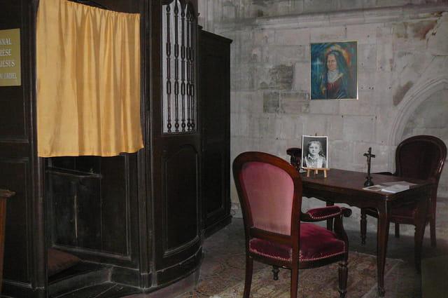 Cathédrale St Pierre à Lisieux
