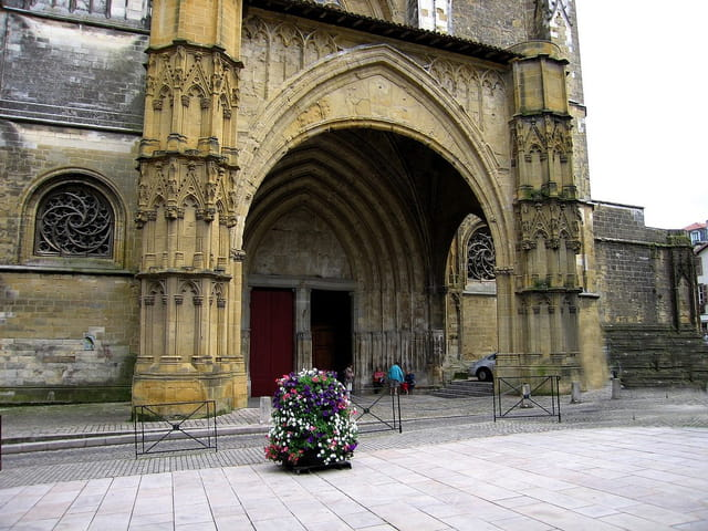 Cathédrale Ste.Marie-Bayonne